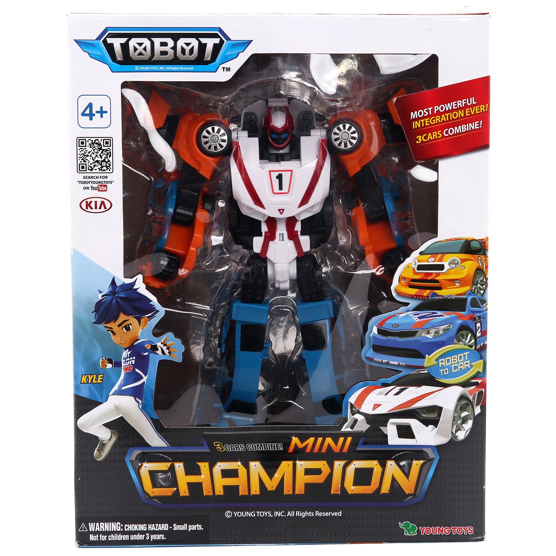 Игровой набор Tobot Тобот Атлон Чемпион фото