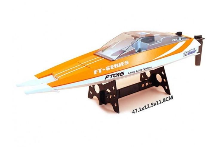 Радиоуправляемый катер Feilun Racing Boat RTR 2.4G