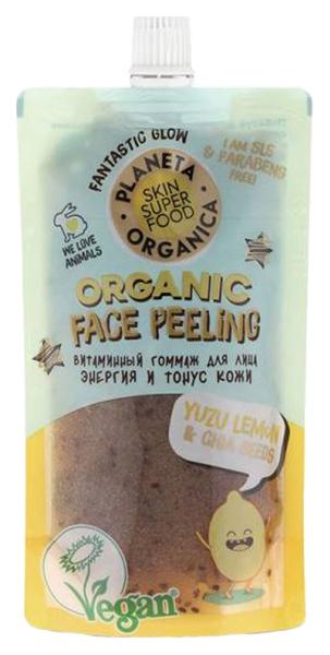 Скраб для лица Planeta Organica Skin Super Food 100 мл