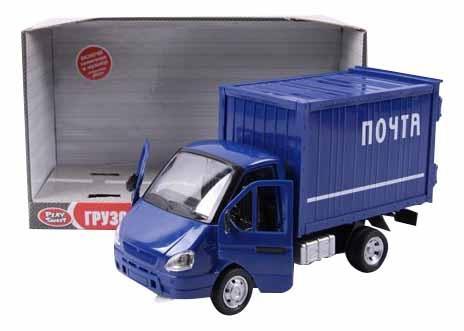Купить Газель фургон Почта, Почта Play Smart р40517, PLAYSMART, Спецслужбы