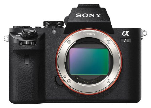 Фотоаппарат системный Sony Alpha A7 II Body Black фото
