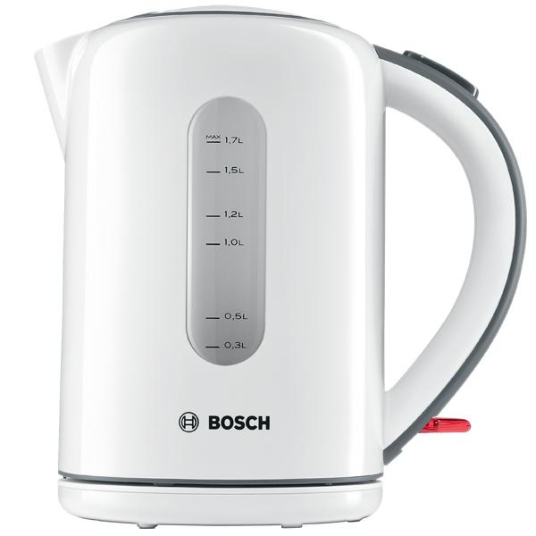 Чайник электрический Bosch TWK7601 White