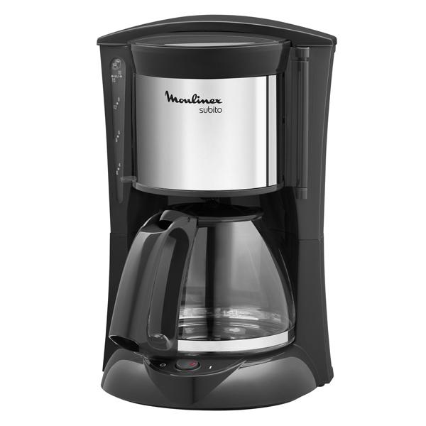 Кофеварка капельного типа Moulinex Subito Black