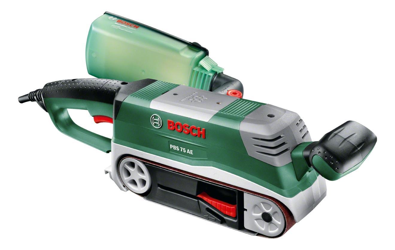 Сетевая ленточная шлифовальная машина Bosch PBS 75 AЕ 06032A1120
