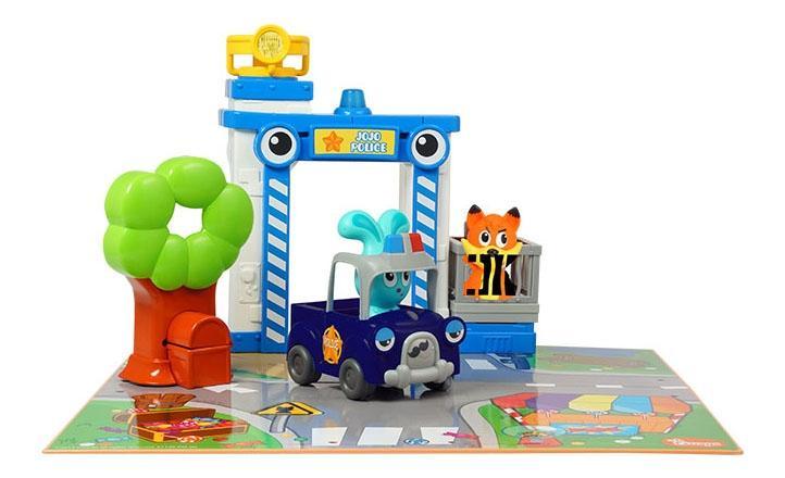 Бани - игровой набор полицейская станция