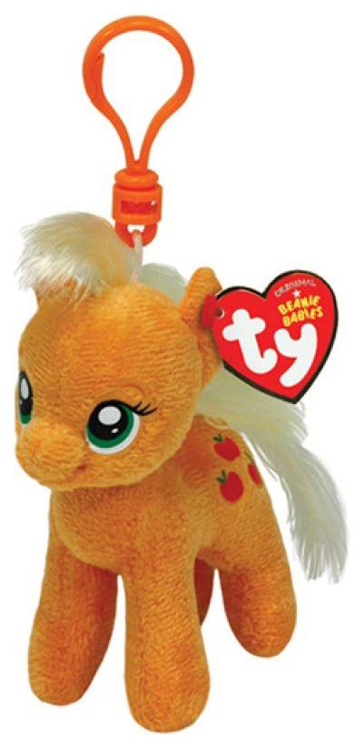 Купить Брелок Ty Inc My Little Pony Apple Jack, Аксессуары для ранцев и рюкзаков