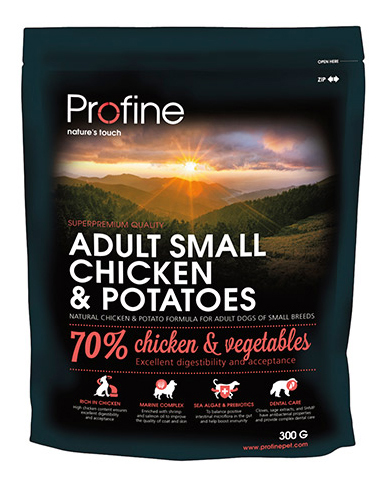 Сухой корм для собак Profine Adult Small
