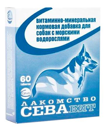Витаминный комплекс для собак Ceva Севавит,