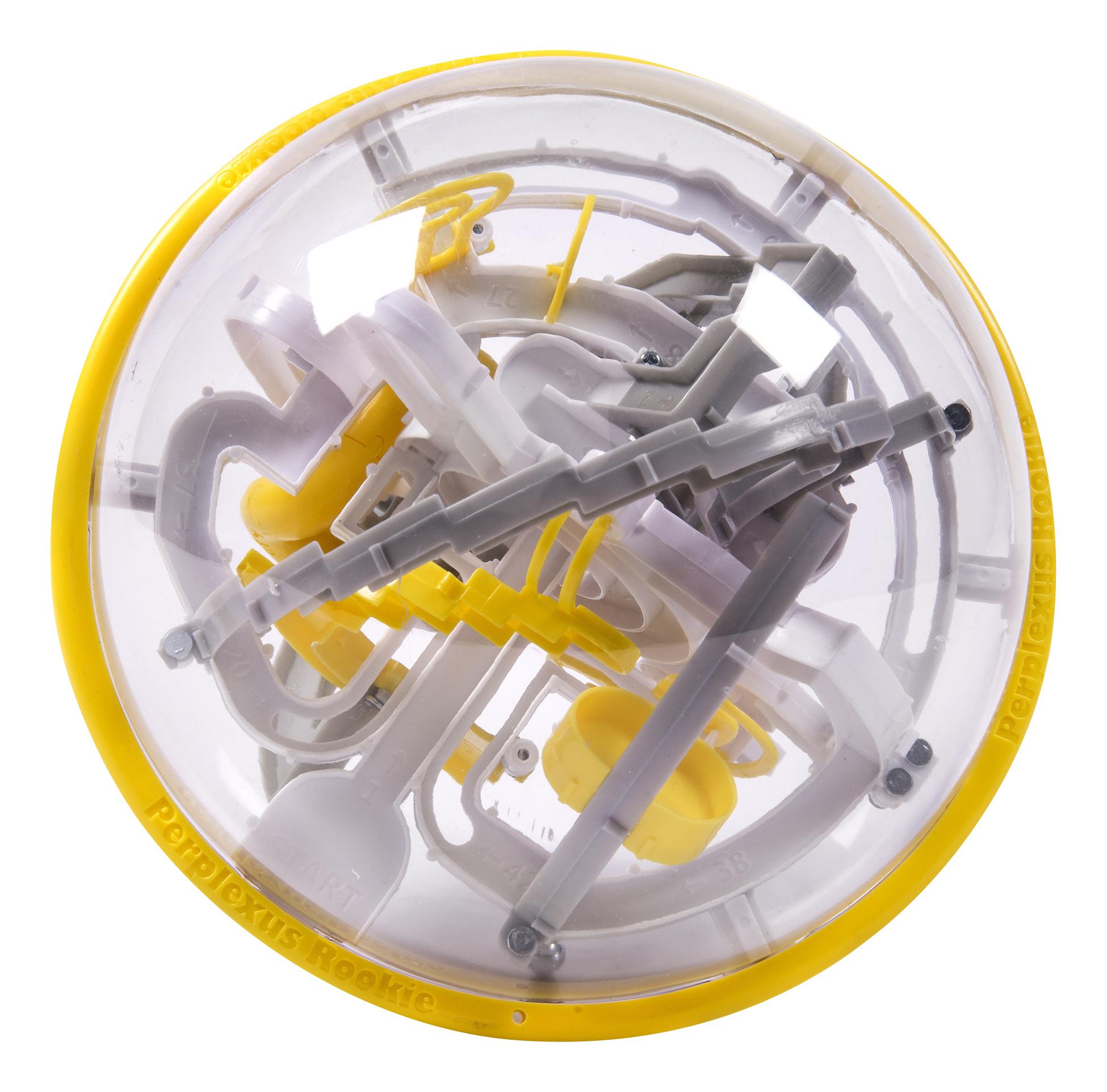 Купить Настольная игра логическая Spin master головоломка Perplexus Rookie. 70 барьеров (34176), Логические игры