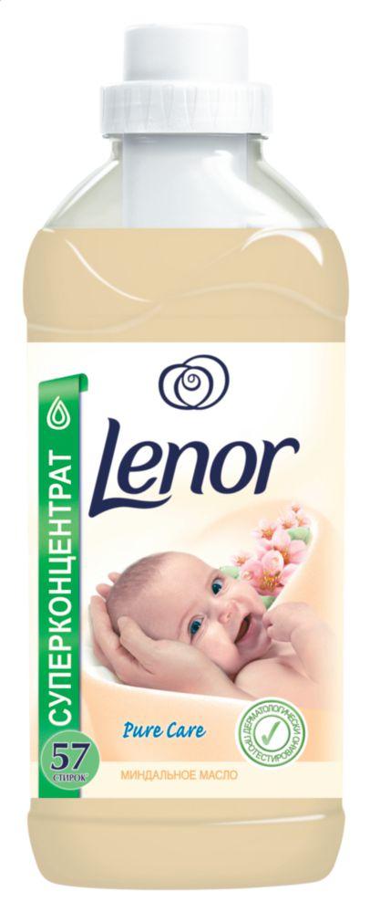 Кондиционер для белья Lenor миндальное масло 2000
