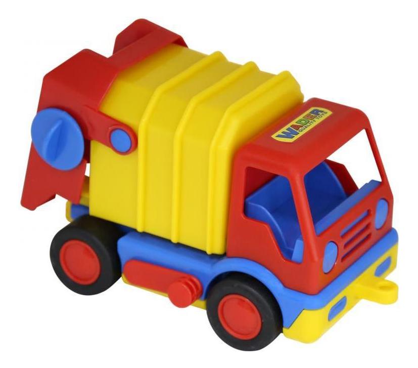 Купить Базик, Машина мусоровоза Полесье Базик, Спецслужбы