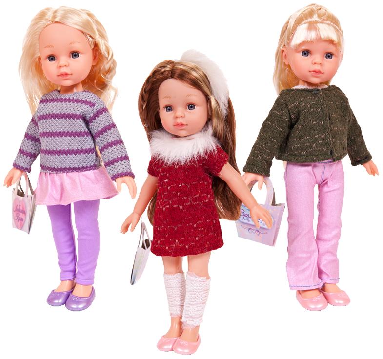 Кукла ABtoys Времена года PT-00512 30 см