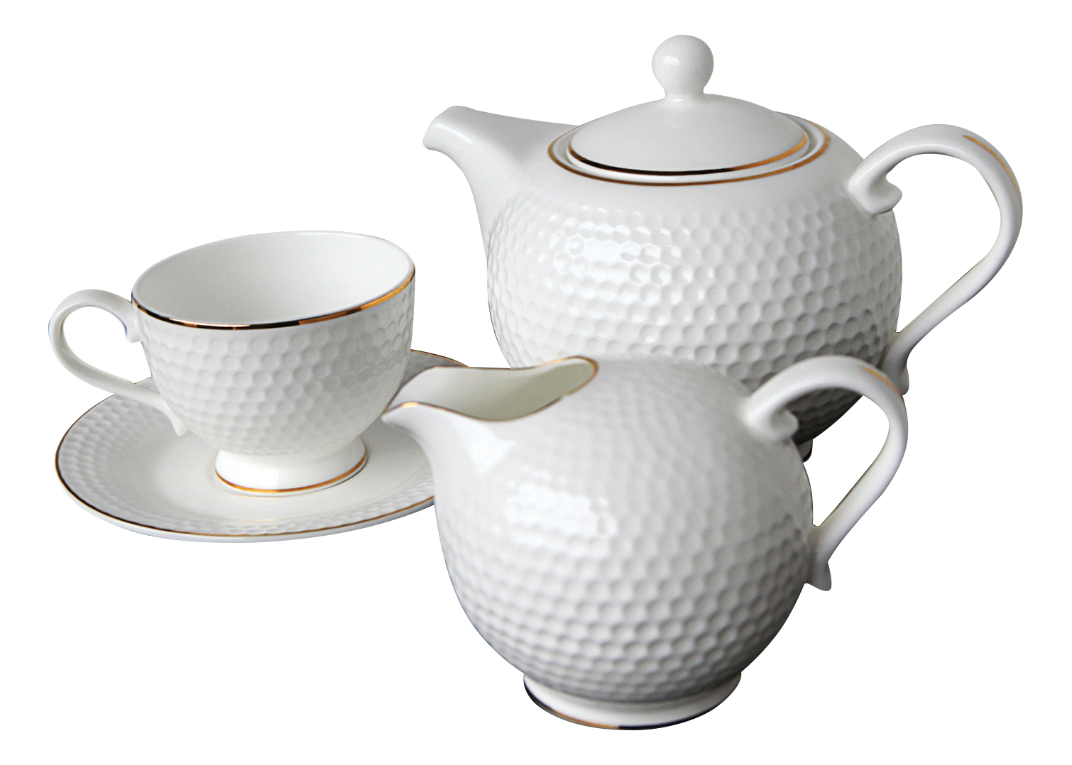 Чайный сервиз Royal Aurel Гольф 15 пр.