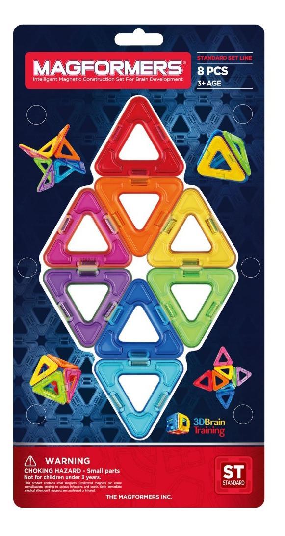 Конструктор магнитный Magformers Треугольники фото