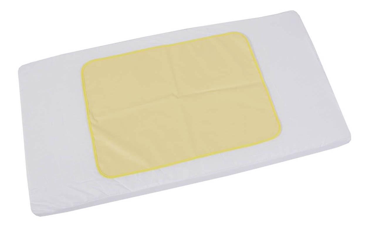 Пеленки для детей Фея 48x68 см желтая