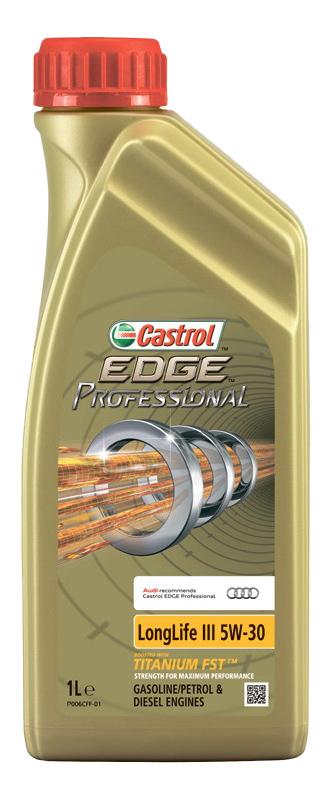 Моторное масло Castrol Professional Titanium FST 5W-30 1л