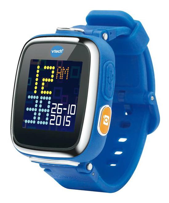 Детский гаджет VTech Kidizoom SmartWatch DX синие