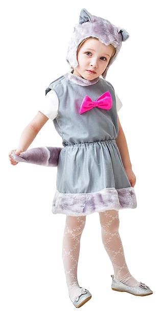 Карнавальный костюм Бока Кошечка 972 рост
