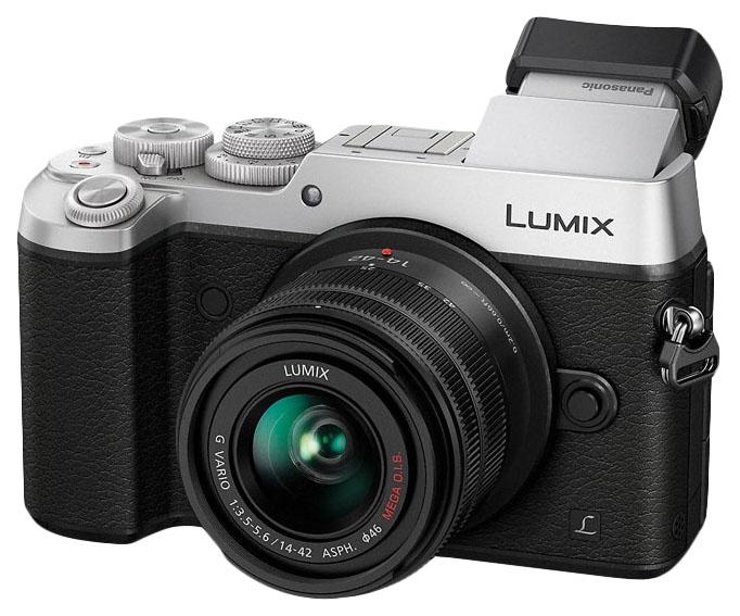 Фотоаппарат системный Panasonic Lumix DMC GX8