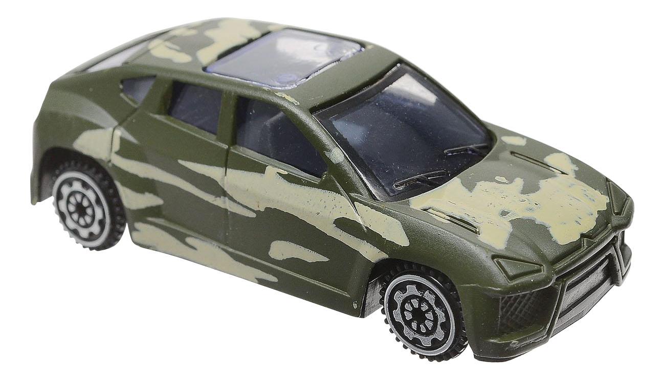 Купить Металлическая машина Military Forest Allroad 1:56 Autotime 48898,