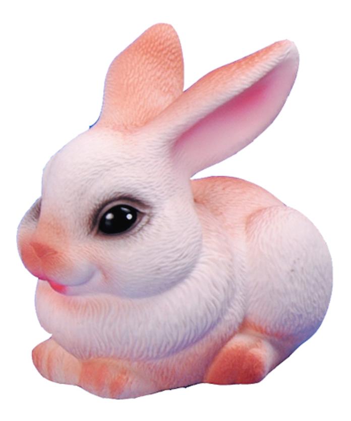 Купить Игрушка для купания Кролик 19 см ОГОНЕК, Огонек, Игрушки для купания малыша