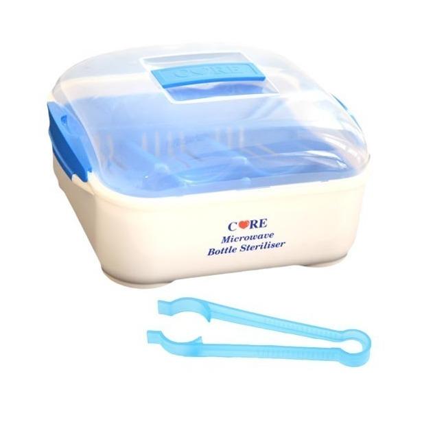 Стерилизатор CARE на 3 бутылочки для микроволновой