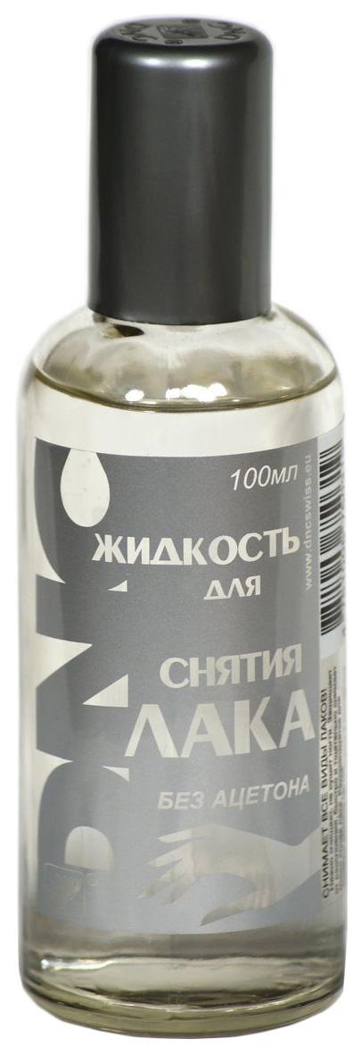 Жидкость для снятия лака DNC Без ацетона 100 мл