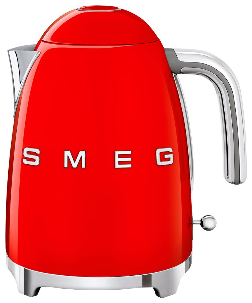 Чайник электрический Smeg KLF03RDEU Red