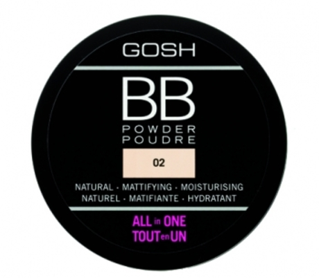 Купить Пудра Gosh BB POWDER 04 Beige, 6, 5 г, GOSH COPENHAGEN