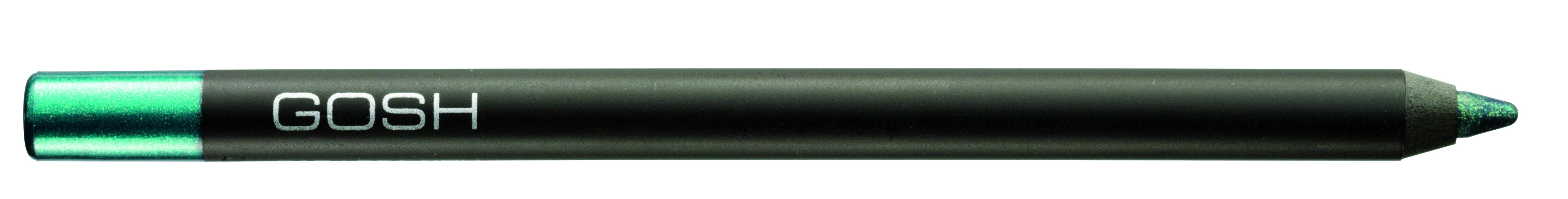 Карандаш для глаз Gosh Velvet Touch Eye Pencil Waterproof 018 - I Sea You по цене 331