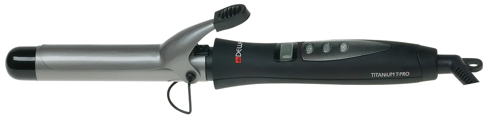 Электрощипцы Dewal TitaniumT Pro 03 19T Black