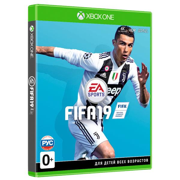Игра FIFA 19 для Xbox One EA