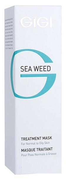 Купить Маска для лица GIGI Sea Weed Treatment Mask 75 мл
