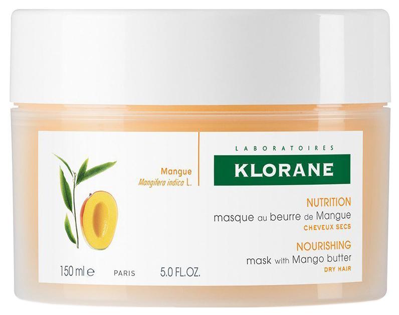 Купить Маска для волос Klorane С маслом манго 150 мл, С масло манго