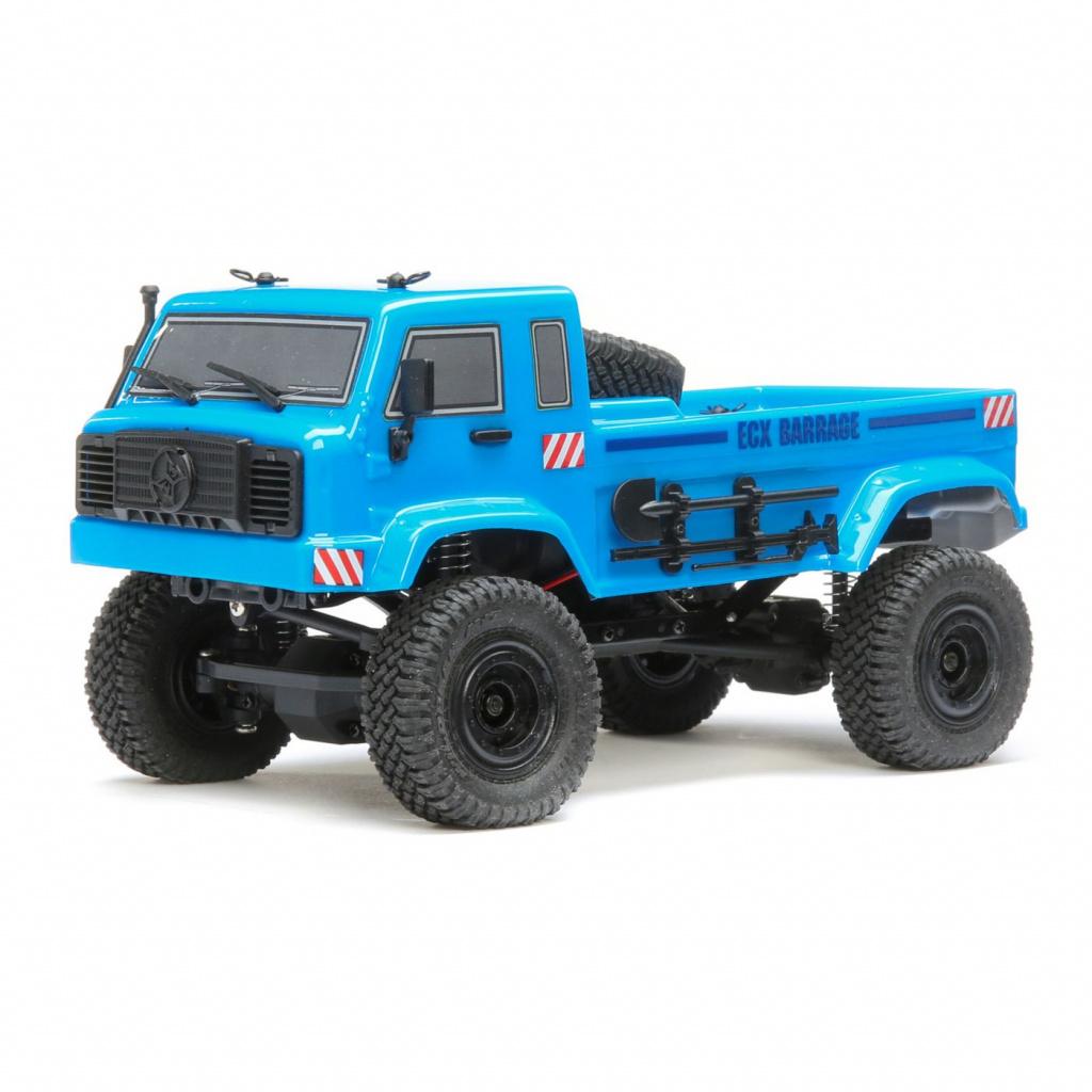 ECX SCALER CRAWLER BARRAGE UV 4WD RTR BLUE