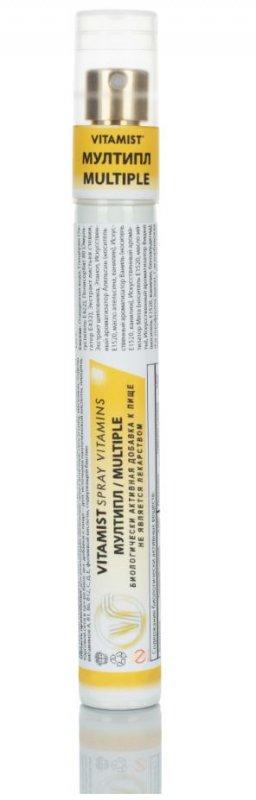 Мультивитаминный комплекс VitaMist в виде спрея 13,3 мл фото