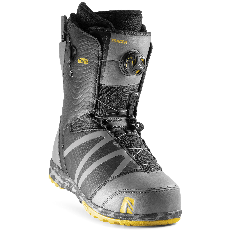 Ботинки для сноуборда Nidecker Tracer 2020, space grey, 28.5