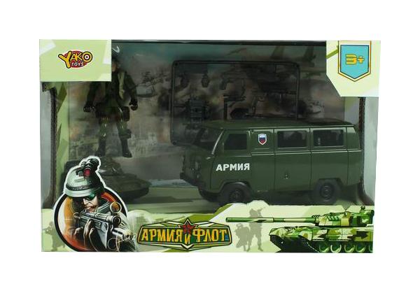 Набор Армия и Флот Yako Toys M73652