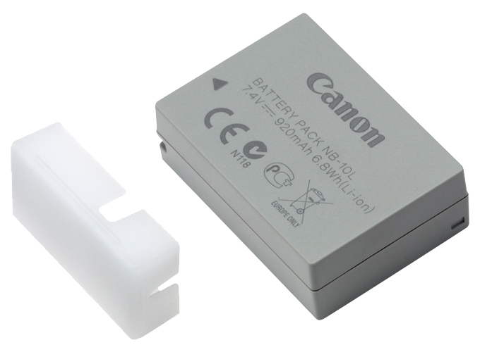 Аккум. Canon NB-10L