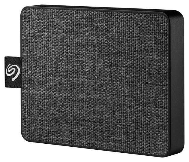 SEAGATE 1TB ONE TOUCH SSD BLACK (STJE1000400)