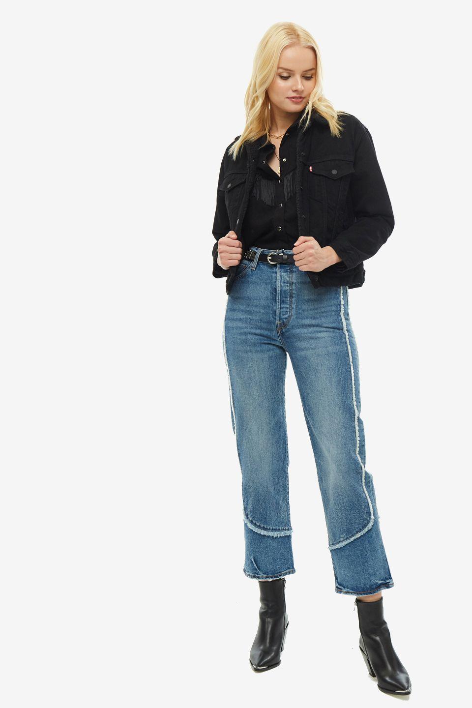 Куртка женская Levi's 3613700150 черная XXS