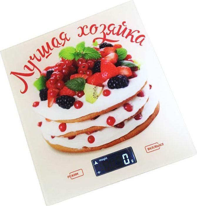 Весы кухонные Василиса ВА-006 Лучшая хозяйка