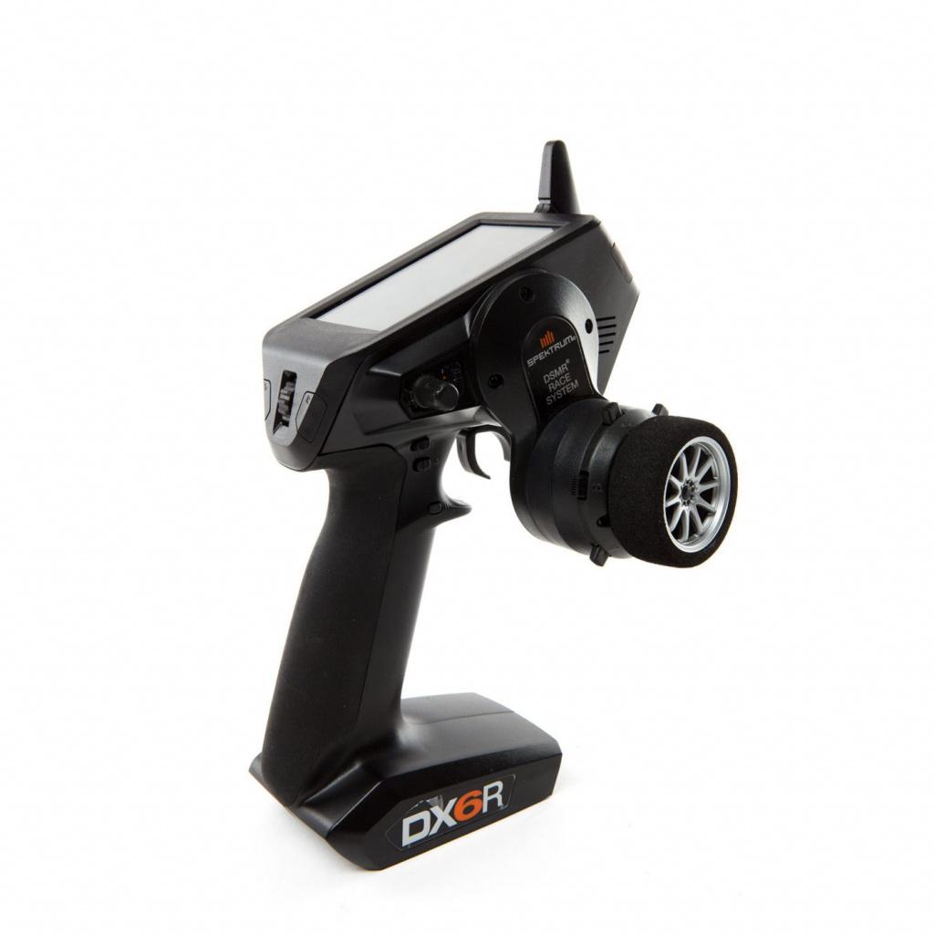Комплект автомодельной аппаратуры Spektrum DX6R 6CH Smart Radio with WIFI/BT