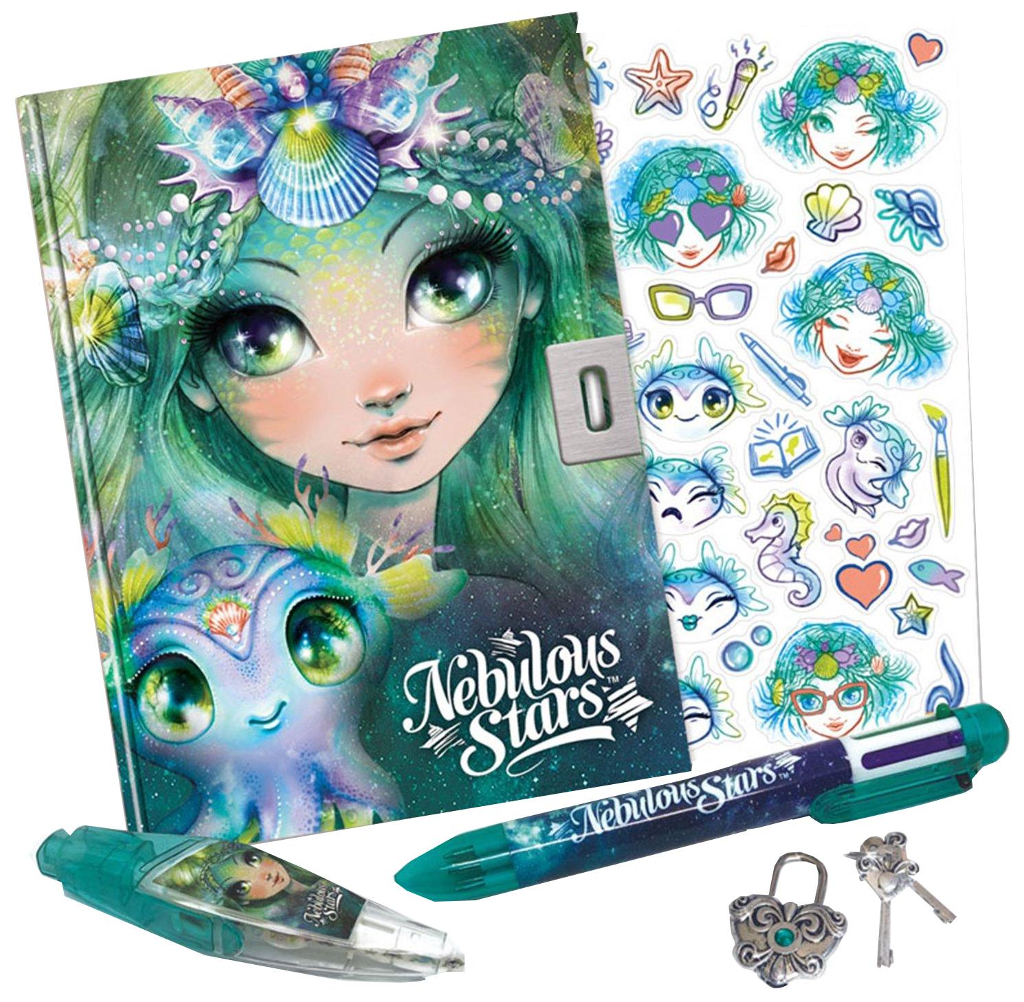Купить Набор для творчества Nebulous Stars Дневник секретов Мариния 204561-MP, Рукоделие