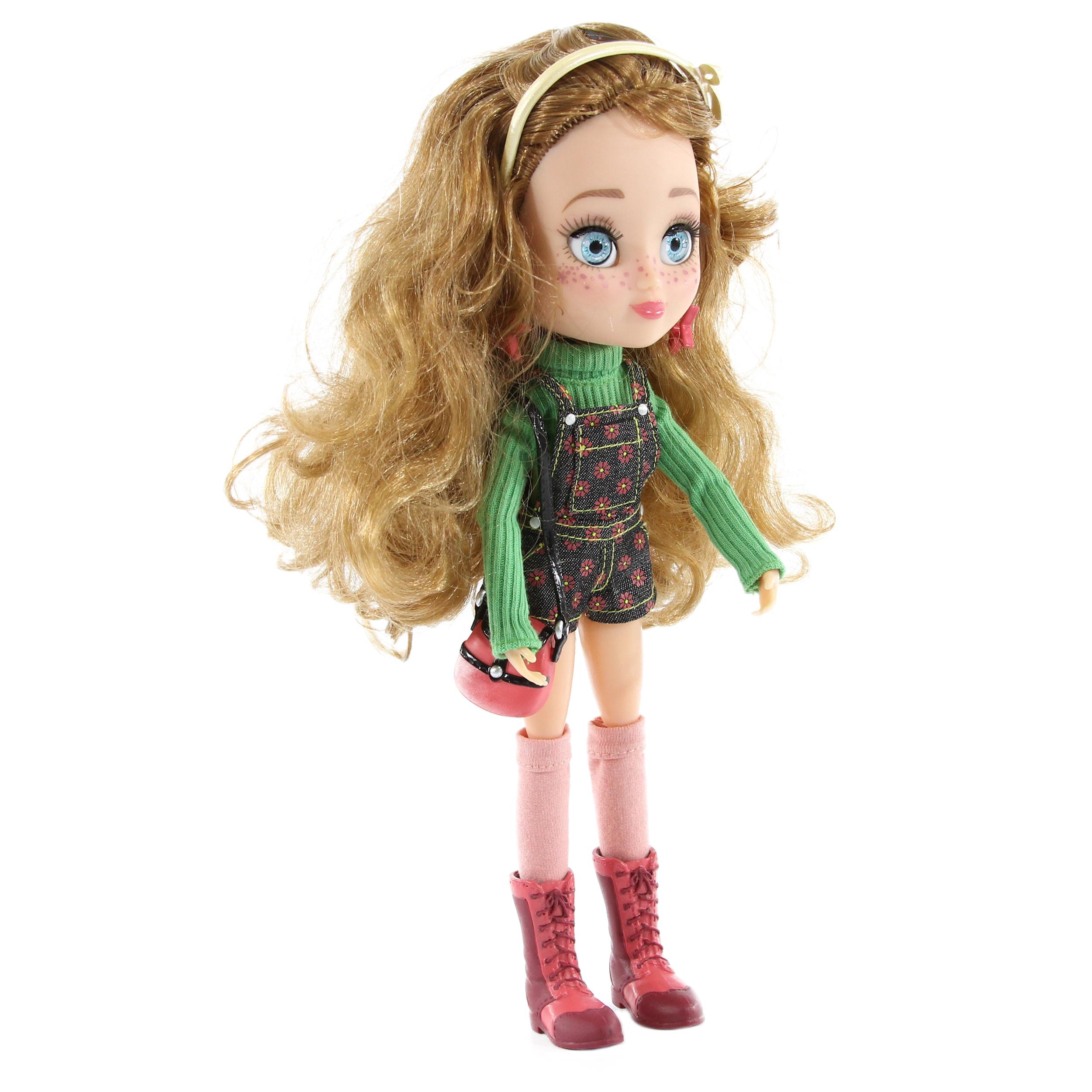 Купить Кукла Модный Шопинг Вика 27 см, Классические куклы