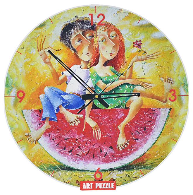 Пазл-часы \