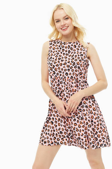 Платье женское Tommy Jeans DW0DW06787 699 розовое L