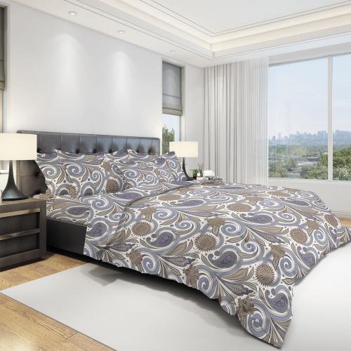 Комплект постельного белья полутораспальный Amore Mio, Shafran