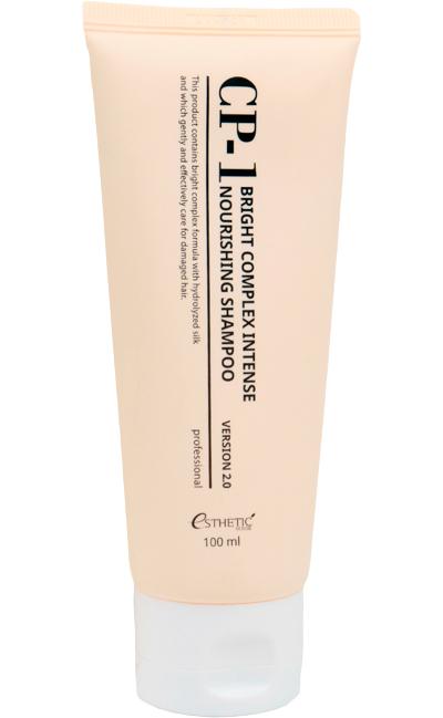 Шампунь Esthetic House CP-1 Bright Complex Intense Nourishing Shampoo Ver 2.0, 100 мл
