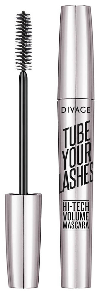 DIVAGE TUBE YOUR LASHES HI-TECH VOLUME MASCARA